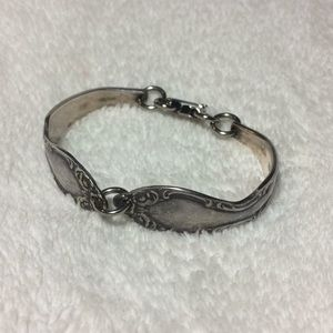 Vintage spoon small bracelet
